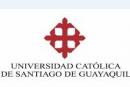 Universidad Católica de Santiago de Guayaquil